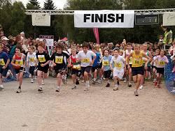 Start of the 2009 Alice Holt races 3K