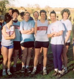 Group at at 2000 HXCL race at Overton