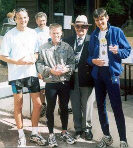 Group at 2001 Alice Holt 10K