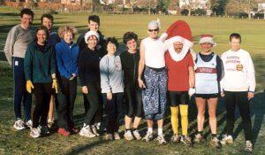 Group at 2001 Club Handicap