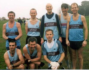 Group at 2002 HXCL at Bournemouth