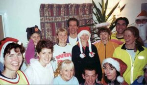 Group at 2002 Mince Pie Run