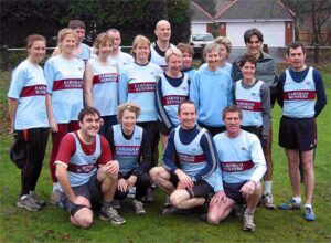Group at 2002 TRXCL race in Farnham