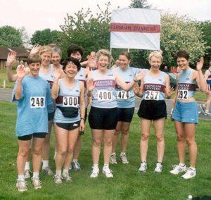 Ladies group at 2003 Alton 10