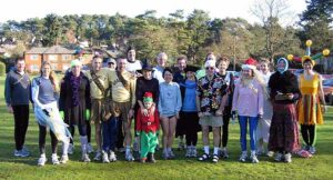 Group at 2003 Club Handicap