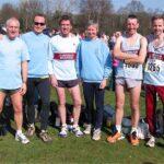 Group at the 2003 Fleet Half Marathon