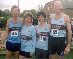 Members at 2003 Headley Fun Run
