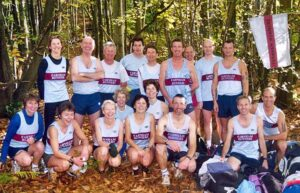 Members at 2003 TRXCL race at Durford Wood