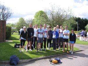 Group at 2005 Alton 10