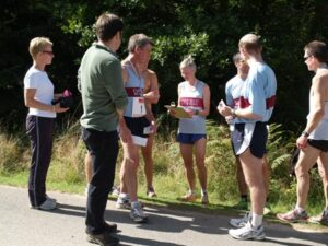Members at 2006 Alice Holt 10K