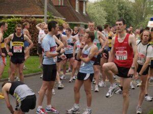 Members at start of 2006 Alton 10