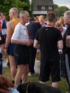 Stewart Edgoose at 2006 Elstead Marathon