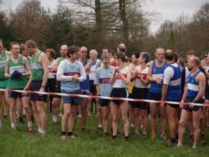 Members at start of 2006 TRXCL at Midhurst