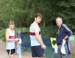 Members at the 2007 Alice Holt 10K