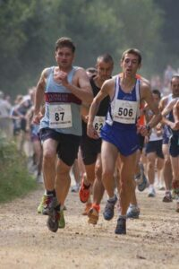 Tim Cummings at the 2007 Alice Holt 10K