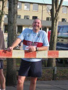 Richard Shepherd at 2007 Gosport Half Marathon