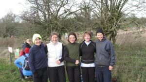 Members at 2007 HXCL Overton