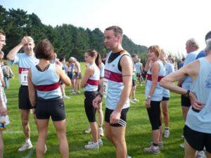 Members at 2007 HRRL at Overton