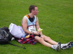 Member at 2007 HRRL Solent Half Marathon