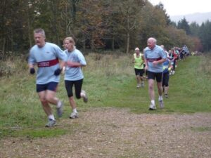 Members at 2007 TRXCL at Queen Elizabeth Country Park
