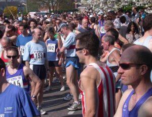 Members at 2007 Totton 10K