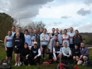 Group at 2008 TRXCL Staunton Country Park