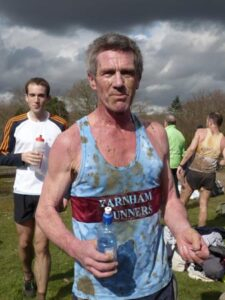 Terry Steadman at 2008 TRXCL Staunton Country Park