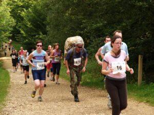 Members running at 2008 Alice Holt 10K