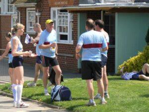 Members at 2008 Alton 10