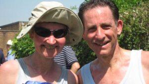 Jane Georghiou and Howard Inns at 2008 Alton 10