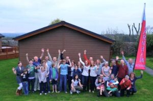 Group at 2012 1066 Relay