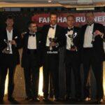 Mens Grand Prix winners at 2012 Annual Awrads Dinner