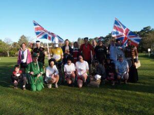 Group at 2012 Club Handicap