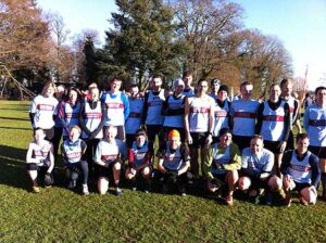 Group at 2013 SXCL Lord Wandsworth College