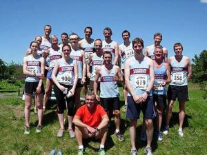 Group at 2014 D-Day 10K