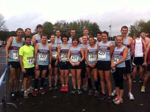 Group at 2014 HRRL Lordshill 10