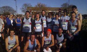 Group at 2014 HRRL Stubbington 10