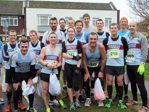 Group at 2015 Stubbington Green 10k