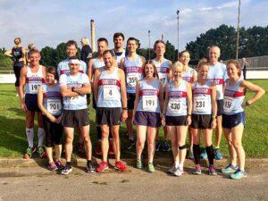 Group at 2017 HRRL Solent Half Marathon