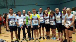 Group at 2018 HRRL Solent Half Marathon