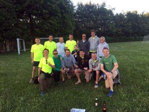 Group at 2018 South Downs Relay Marathon