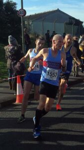 Runners at 2019 HRRL Gosport Half Marathon