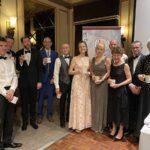 Hampshire Road Race League mug winners at the 2020 Annual Awards Dinner