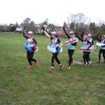 Farnham Runnings Bobsleigh team at the 2020 Club Handicap