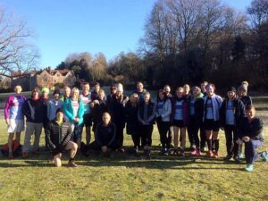 Group at 2020 SXCL Chawton House