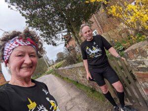 2021 Not Salisbury 10 - Linda Tyler and Craig Tait-Grimes