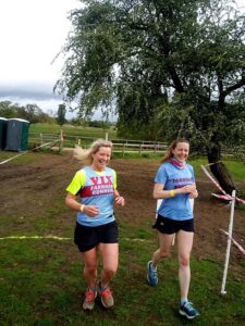 2021 - Woodland Woggle - Vicky Goodluck and Helen Farrell